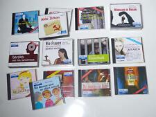 XXL MEGA HÖRBUCH PAKET - 36 STÜCK HÖRBUCH CD DVD, ..Akte Zirkon, Krimi + BONUS!