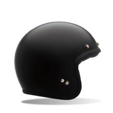 Casque Custom 500 Solid Noir Mat Taille S Bell 7050050