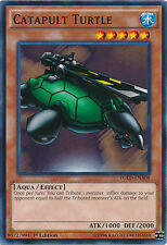 Catapult Turtle Common  Yugioh Card YGLD-ENA08