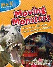 Moving Monsters (D&T Workshop),Huggins-Cooper, Lynn,New Book mon0000018741