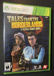 Tales From the Borderlands (XBOX 360) NEW
