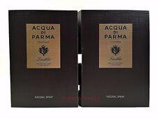 2 Acqua Di Parma Colonia Leather Eau de Cologne Concentree 2 x 1.5 ml