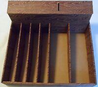 Wood Grain Snack Box Vending 25 boxes per case