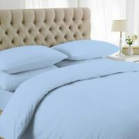 100% egyptian cotton duvet cover set hotel quality quilt bedding sets all sizes