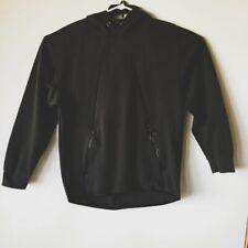 Galaxy By Harvic Hoodie 2 XL Zipper Pockets Heavy Jacket Cotton Blend Black