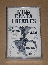 MINA CANTA I BEATLES - MUSICASSETTA MC SIGILLATA (SEALED)