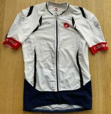 Brand New Original CASTELLI ROSSO CORSA Jersey L