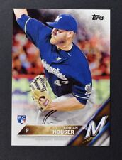 2016 Topps #553 Adrian Houser RC - NM-MT