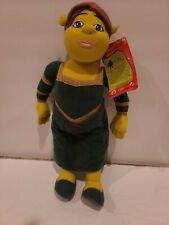2004 Shrek 2 Princess Fiona Ogre Plush Dreamworks Nanco Stuffed Animal Doll 15�
