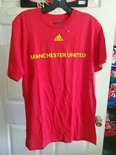 Manchester United s/s t-shirt NWT adult size M