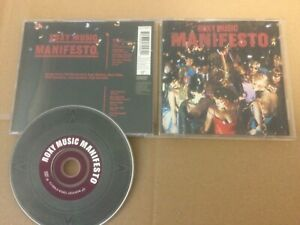 Cd album- Roxy Music- Manifesto : HDCD Remastered