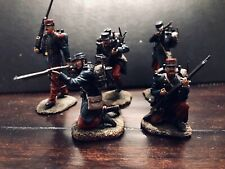 Handpainted French World War I Tin Soldiers