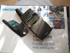 Cellulare ERICSSON T28 T28s NUOVO  CONFEZIONE ORIGINALE