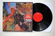 SANTANA / LP CBS 32032 / 1970 Réédition1981 ( NL )