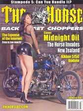THE HORSE BACKSTREET CHOPPERS No.96 (New Copy) *Free Post To USA,Canada,EU
