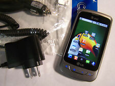 LG Thrive P506 Android WIFI Camera 3G GSM Bluetooth Video Touch AT&T Smartphone