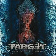 TARGET - Knot Of The Centipedes (CD, 2011) Chilean Death Metal, Totten Korps