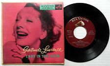 GERTRUDE LAWRENCE 45 EP Lady In the Dark RCA Picture Sleeve IRA GERSHWIN #A842