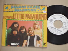 """GEORGE BAKER SELECTION -Fly Away Little Paraquayo- 7"""" 45 Promo / Musterplatte"""