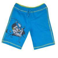 Boys Batman Beach Shorts Sun Caped Crusader Bermuda Board 2 to 7 Years