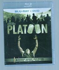 Platoon (Blu-ray 2011) Single Br Disc, Case and Art .No Dvd