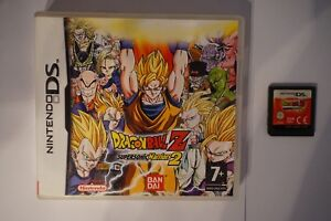 Dragon Ball Z Supersonic Warriors 2 Nintendo DS game dragonball PAL EUR 2005 NDS