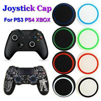 4X PS3 PS4 XBOX ONE 360 Analog Controller Thumb Stick Grip Thumbstick Cap Cover