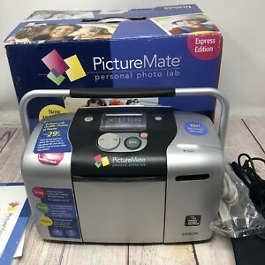 Epson PictureMate Model B271A Digital Photo Inkjet Printer