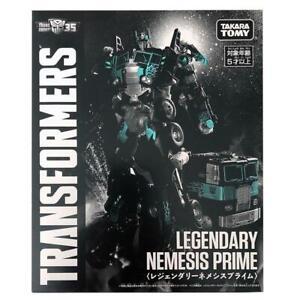 TAKARA TOMY TRANSFORMERS Legendary Nemesis Prime Limited Japan MISB EXCLUSIVE