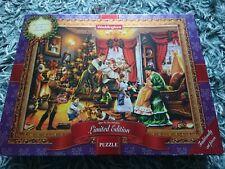 Waddingtons Christmas Morning in the Nursery 2004 Ltd Edition 1000 Pieces Jigsaw