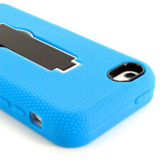 For Apple iPhone 5C Shockproof Rugged Impact Hybrid Armor Kickstand Case Cover