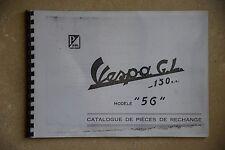 Vespa ACMA 150 GL - 1956