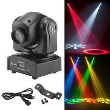 RGBW 50W Spider Beam Bühnenlicht Moving Head Stage Light DJ Party Lights LED