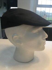 TED BAKER FLAT CAP,SIZE 57CM