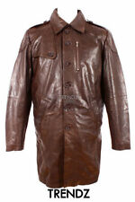 Leather Trench Coats & Jackets for Men