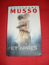 guillaume MUSSO     ET APRES -       - TBE   / Grand fromat