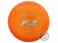 USED Prodigy Discs 750 F2 173g Orange Silver Foil Fairway Driver Golf Disc