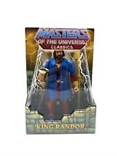 Masters of the Universe Classics King Randor - MOTUC - New in box