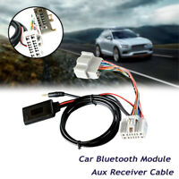 Auto Bluetooth Module Aux-in Cable Fit for Volvo C S V XC 30 40 50 60 70 80 90