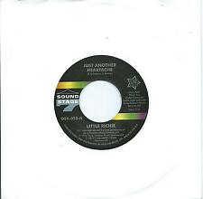 Little Richie:Just another heartache/One bo-dillion year Northern Soul Re-Issue