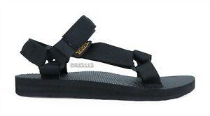 Teva Original Universal Black Sandals Womens Size 7 *NIB*