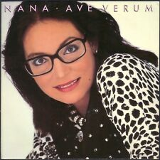 NANA MOUSKOURI AVE VERUM 45T SP 1986 PHILIPS 888.159 Disque NEUF / MINT PRESSE