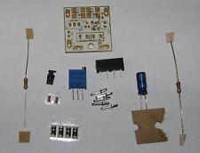 Gleisbesetztmelder einstellbar 1A potentialfrei Stromfühler AC/DC digital/analog