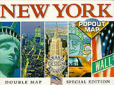 New York (USA PopOut Maps S.), Compass Maps, Used; Good Book