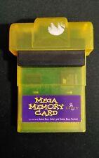 Interact Mega Memory Card For Nintendo Gameboy Color & Gameboy Pocket