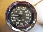JAEGER Dual Oil and Water Gauge, MGA, Austin-Healey 3000, 100-6, NEW