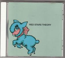 RED STARS THEORY - same CD