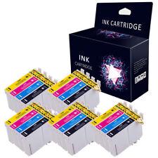 20 Non-OEM Ink cartridges for Epson stylus S22 SX125 SX130 SX435W SX235W SX525WD
