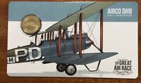 2019- Centenary of The Great Australian Air Race - Airco DH9