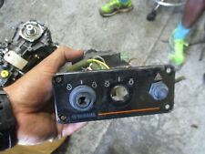 Yamaha outboard ignition switch with dual engine control unit 6K1-85830-01-00
